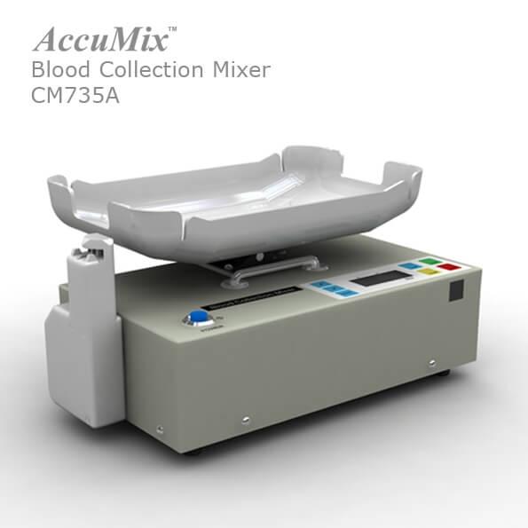 Máy lắc túi máu có cân CM-735A