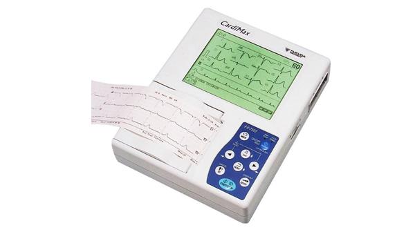 Máy điện tim 3 cần Cardimax FX-7102