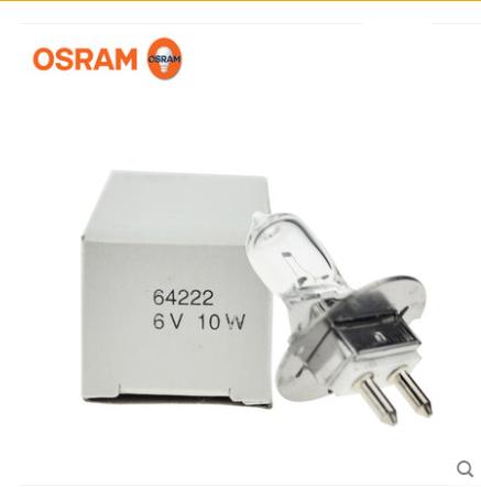 Bóng đèn Osram 6v-10W